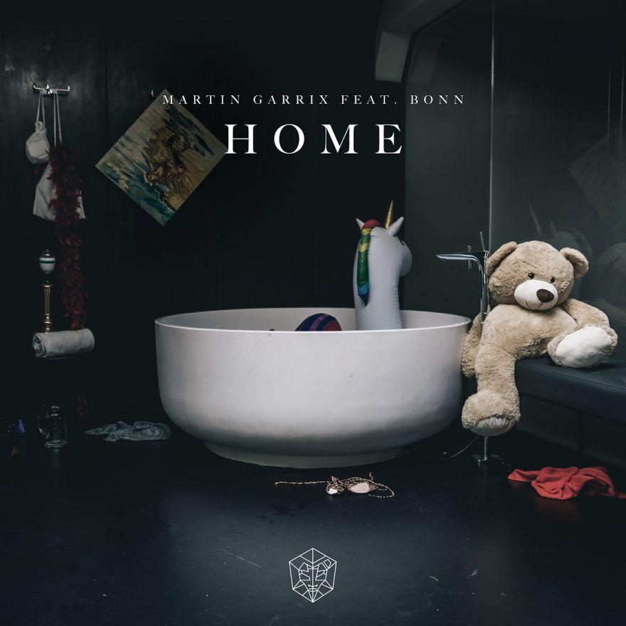 【新曲】Martin Garrix feat. Bonn – Home