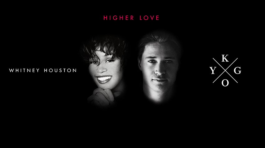 【新曲】Kygo & Whitney Houston – Higher Love