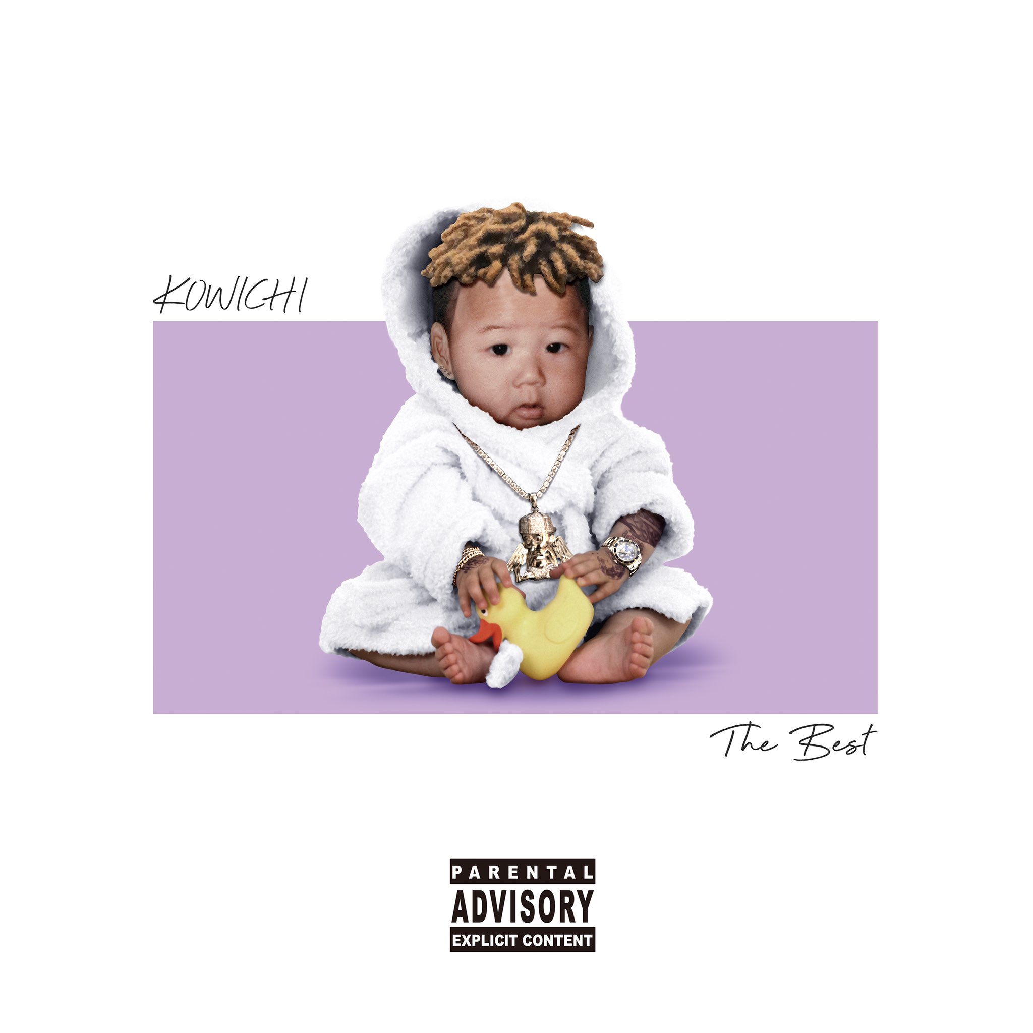KOWICHIがベストアルバム「The Best」をリリース!